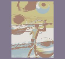 KiteSurfer by Sophie Huysentruyt
