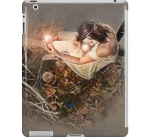 nesting spirits iPad Case/Skin
