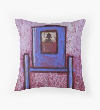 The contraption Throw Pillow