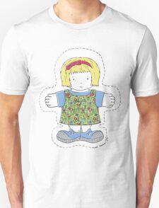 Rag Doll Lensie T-Shirt