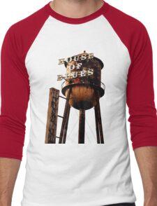 House Of Blues Men's Baseball ¾ T-Shirt