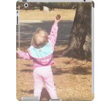 ~natural~giving back~ iPad Case/Skin