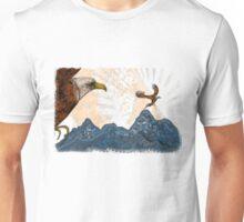 Eagle Flight Unisex T-Shirt