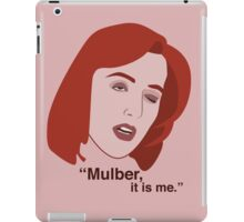 Sculby iPad Case/Skin