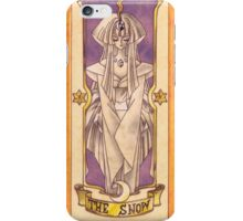 "Clow card ""The Snow"" iPhone Case/Skin"