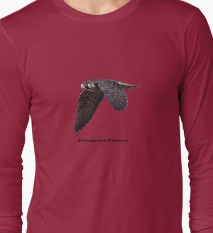 Peregrine in Flight Tee T-Shirt