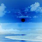 blue sun set by rich84
