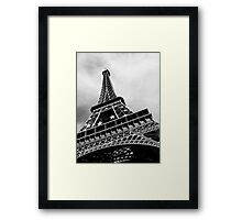 Epitome of Paris Framed Print