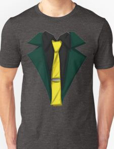 Lupin III - Forest Green Unisex T-Shirt