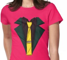 Lupin III - Forest Green Womens Fitted T-Shirt