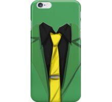 Lupin III - Spring Green iPhone Case/Skin