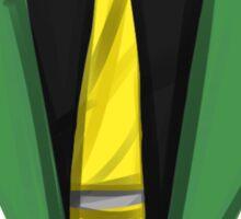 Lupin III - Spring Green Sticker