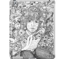 """Syd """"Mr Floyd"""" Barrett iPad Case/Skin"""
