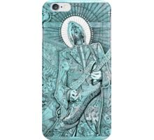 "Eric ""Guitar God"" Clapton iPhone Case/Skin"