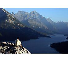 Waterton Lakes National Park Photographic Print
