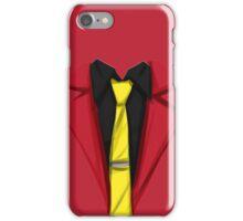 Lupin III - Hot Rod Red iPhone Case/Skin