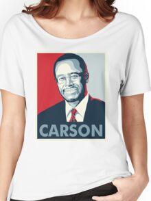 Ben Carson 2016 Women's Relaxed Fit T-Shirt