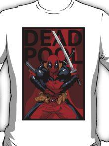 Deadpool - Pose - color T-Shirt