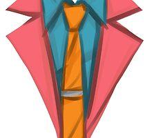 Lupin III - Bubblegum Pink by nvzblgrrl