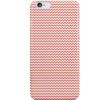 Pink Chevrons iPhone Case/Skin