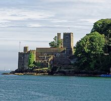 Dartmouth Castle, Devon, UK by atomov