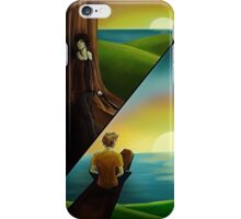 Nico and Will Solace at Camp Halfblood iPhone Case/Skin