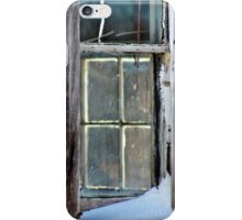 A Window on a Window iPhone Case/Skin
