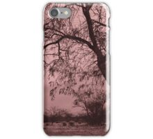 Pink Desolation iPhone Case/Skin