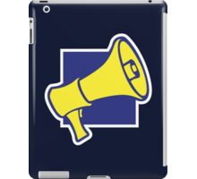 Official Mouthpiece Designs Logo iPad Case/Skin