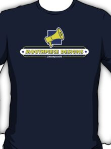 Official Mouthpiece Designs Logo T-Shirt