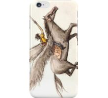 Percy Jackson & Blackjack Pen and Watercolor iPhone Case/Skin