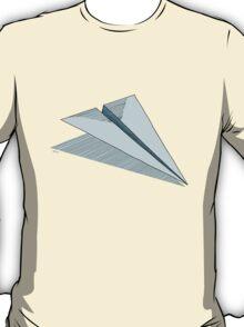 Paper Airplane 14 T-Shirt