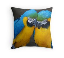 Always By My Side Throw Pillow