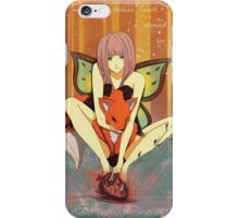 a strand of love for every scar iPhone Case/Skin