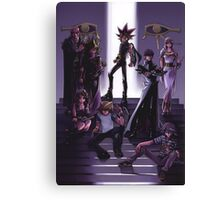 Yu-Gi-Oh! - It's Time to Duel! Canvas Print