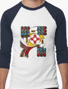 Atsá Men's Baseball ¾ T-Shirt