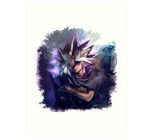 Yu-Gi-Oh! - Atem Art Print
