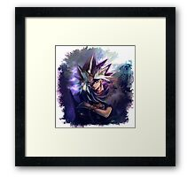 Yu-Gi-Oh! - Atem Framed Print