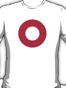 Roundel of the Royal Danish Air Force T-Shirt