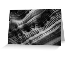 Hidden Canyon Layers - Zion National Park, Utah Greeting Card
