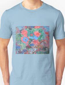 Flowers Blossoms Unisex T-Shirt