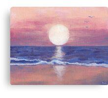Flagler Beach Dream Canvas Print