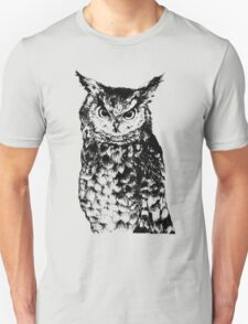 A Pretty Cool Owl T-Shirt
