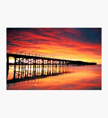 Coffs Harbour Sunrise Photographic Print