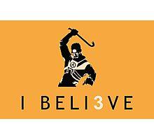 I BELIEVE - Half-Life 3 Photographic Print