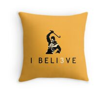 I BELIEVE - Half-Life 3 Throw Pillow