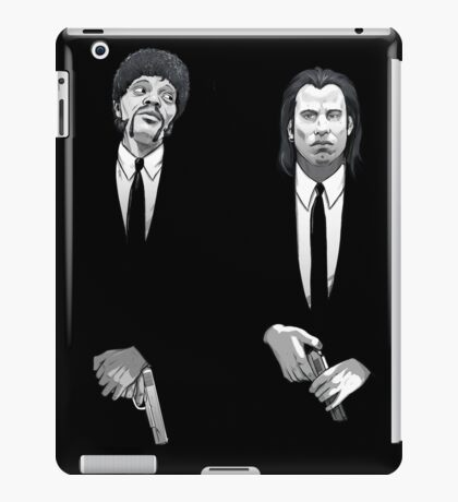 Jules and Vincent iPad Case/Skin