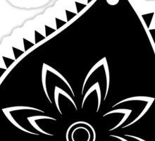 Ethnic Touch Sticker
