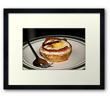 Bacon and Eggs II Framed Print