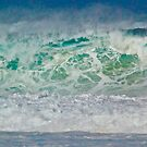 Wave Patterns by Barbara  Brown